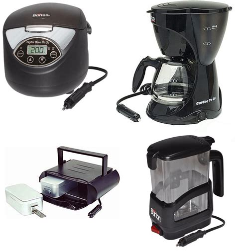 12 volt kitchen appliances tailgate in style with these cooking appliances the