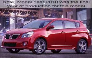 best car repair manuals 2010 pontiac vibe spare parts catalogs used 2010 pontiac vibe mpg gas mileage data edmunds