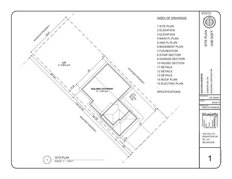 building site plan construction plan bluejetty ca home design saskatoon