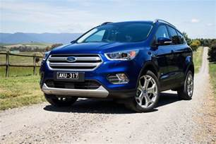 2017 ford escape review drive caradvice