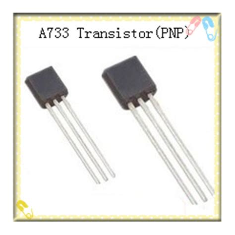 a733 60v pnp silicon to 92 package transistor view package to 97 transistor drec product