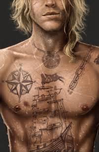 tattoo assassin s creed 4 la sombra by jodeee on deviantart