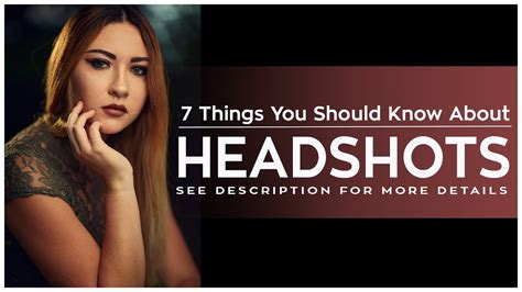 7 Things You Should About The Flu by 7 Things You Should About Headshots