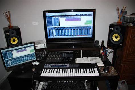 Small Home Studio Setup The Quot Show Me Your Studio Quot Thread 2009 Gt No Setup