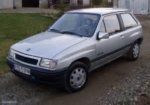 Opel A Resmoto Opel Corsa A U綣ytkowanie Samochodu Wady I