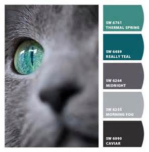 cat s eye beautiful combo to incorporate with gray love it