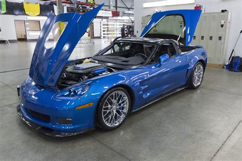 chevy corvette zr1 specs sinkhole 2009 chevrolet corvette zr1 quot blue