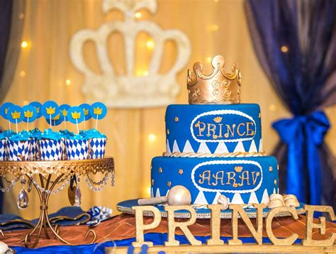 1st Birthday Decoration At Home by Prince Birthday Party Ideas Photo 3 Of 15 Catch My Party
