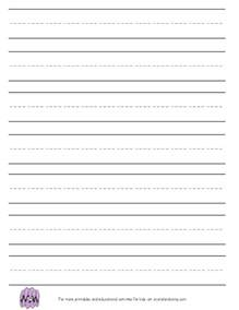 Practice Essay Writing by Handwriting Practice For Theme Crystalandcomp