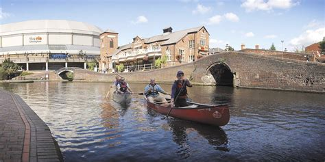 boat club road map birmingham canal navigations canal map canal river trust