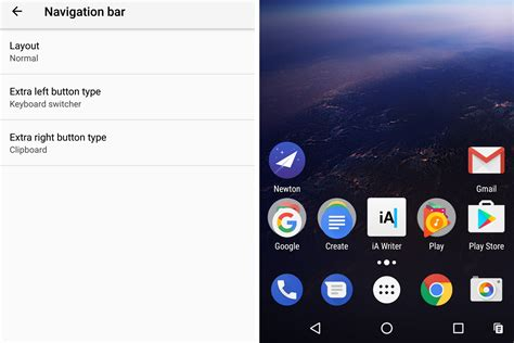 android top bar the 10 best features in android o so far infoworld