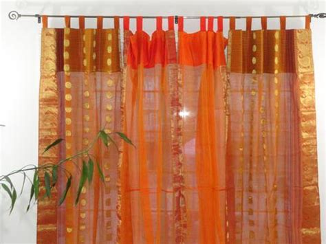 indian cotton curtains indian cotton silk curtains drapes french window ethnic