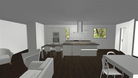 Des Idees De Decoration Interieure by Notre Maison Neuve Id 233 E D 233 Co Salon Salle 224 Manger