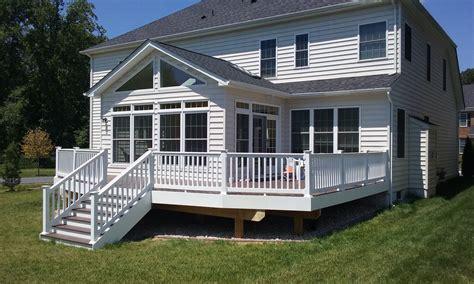 porch patio builder frederick deck builder frederick md