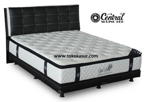 Matras Central Gold bed central central springbed harga central
