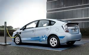Electric Vehicles Hybrid Toyota Prius In Hybrid Concept Luxury And Fast Cars