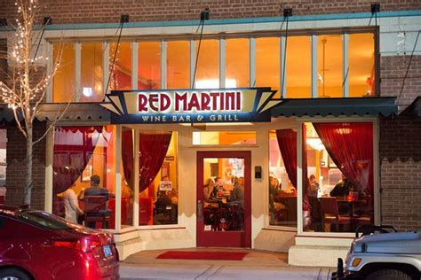 red martini restaurant red martini wine bar grill redmond