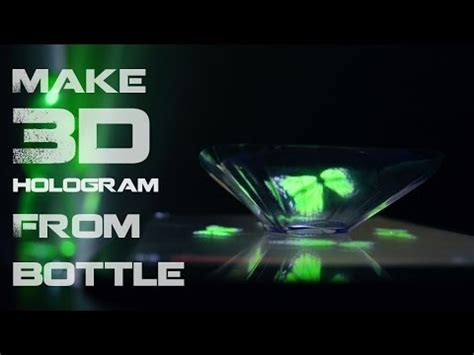 amazing hologram for smartphone  holograma increíble | doovi