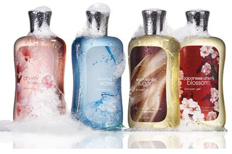 bathroom and body works free signature collection item from bath body works