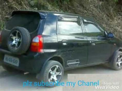 Modifications For Alto by Car Modified Alto Maruti