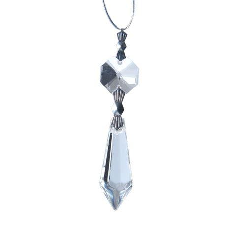 candle holder chandelier 2017 diy candle holder clear chandelier glass crystals