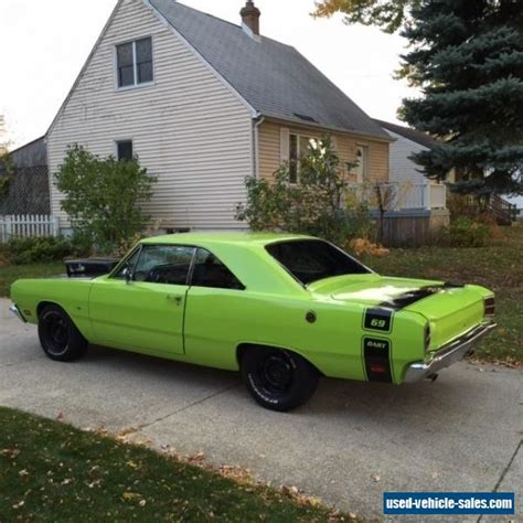 dodge dart for sale 1969 dodge dart for sale in canada