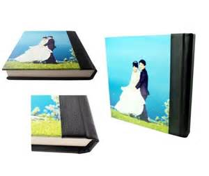 Wedding Album Glass Cover by Glass Photo Album Cover