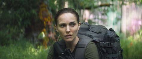 The Natalie Portman Is Scary by Natalie Portman Annihilation Stills Hawtcelebs
