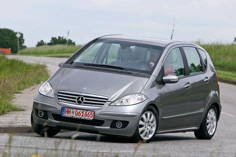mercedes a klasse (w169): gebrauchtwagen test autobild.de