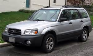 2003 Subaru Forester Review 2003 Subaru Forester Pictures Cargurus