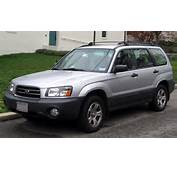 Picture Of 2003 Subaru Forester XS Exterior