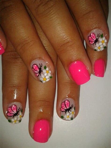 imagenes uñas decoradas mariposas mariposas decorado u 241 as pinterest