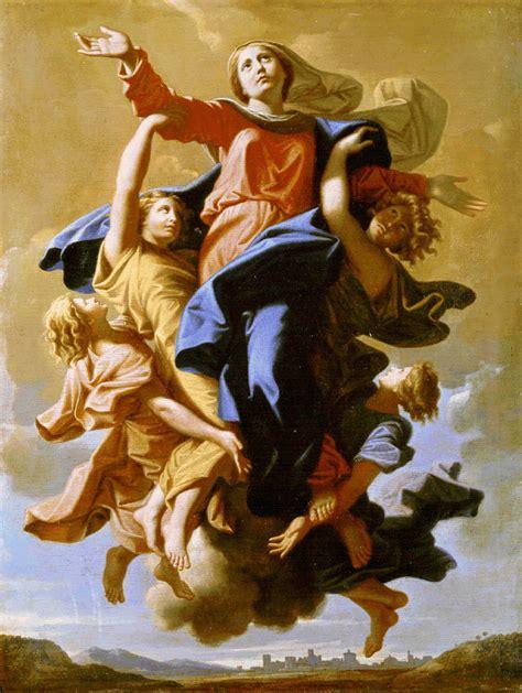 imagenes de la virgen maria asuncion la asunci 243 n de mar 237 a un dogma de fe peri 243 dico el