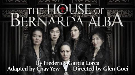 themes in house of bernarda alba the house of bernarda alba youtube