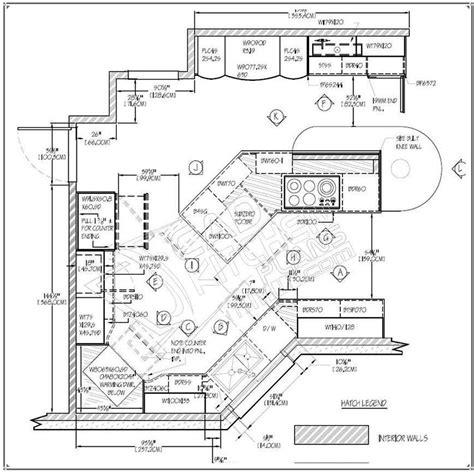 Cadkitchenplans Com Portfolio 2d Autocad