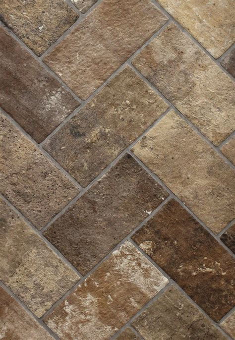 london brick brown 5 quot x 10 quot porcelain floor tile