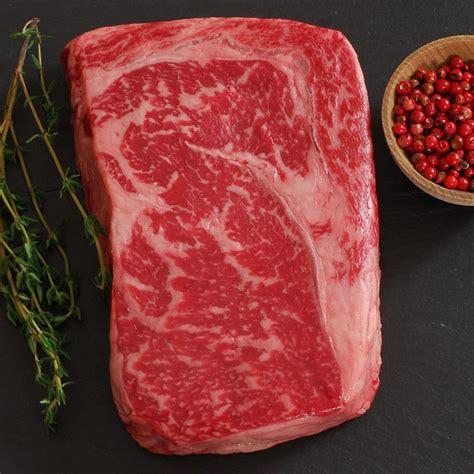 Wagyu Rib Eye wagyu rib eye ms7 whole cut to order steaks