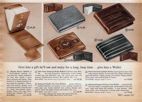 History Card For Wallet wallet origins and the history of the everyday essential