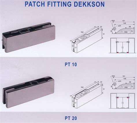 Patch Fitting Solid Us10 Kunci Kaca kunci dekkson katalog kunci dekkson patch fitting dekkson