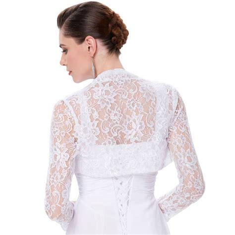 J65 01 Kardigan Bolero Wanita Spandex Big Size Hijau Motif Bunga popular plus size lace bolero jacket for wedding buy cheap plus size lace bolero jacket for