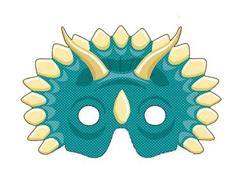 Dinosaur Mask Printable