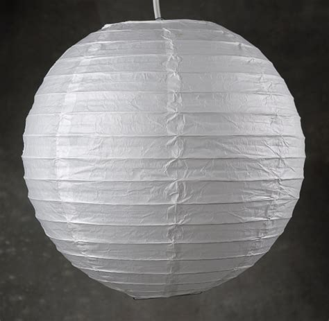 How To Make Paper Lantern Balls - white paper lantern 12in pack of 10