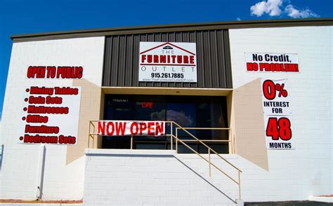 Furniture Store El Paso by The Furniture Outlet Furniture Stores 11165 Rojas Dr El Paso Tx Phone Number Yelp