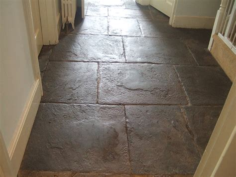 period flagstone floor restoration the floor restoration