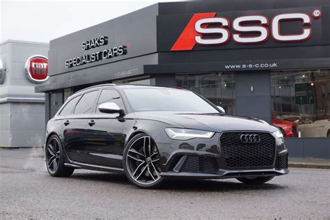 audi r6 avant for sale used black audi rs6 avant for sale west