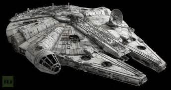 Star wars spaceship found on sea bed