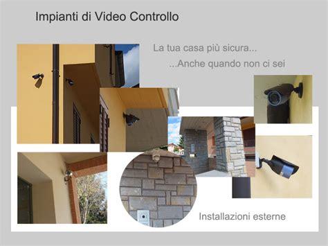 impianto videosorveglianza casa casa moderna roma italy impianti di videosorveglianza