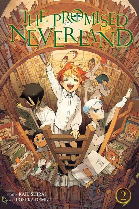 the promised neverland volume 2