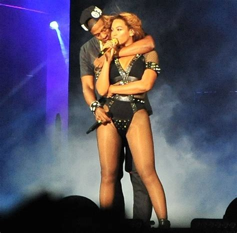 jay z beyonce black rage over whiteout at tidal beyonce knowles picture 477 on the run tour