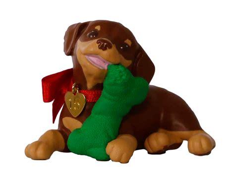 puppy hallmark 2015 puppy hallmark keepsake ornament hooked on hallmark ornaments